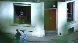 The degeneration Brussels: 'Despite the fact that the public sector accounts for 50 per cent of GDP, it remains dirty and uncared for, and is architecturally ever more a hideous mish-mash. Many of the buildings were defaced by graffiti, the architectural equivalent of tattoos and just as idiotically egotistic'