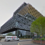 Misandry of which ISIS would approve: Birmingham Central Library