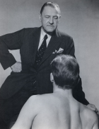 With catamite: 1941, George Platt Lynes photo
