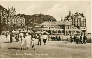 'Elegant Victorian seaside resort'