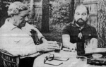 Kim Philby and George Blake