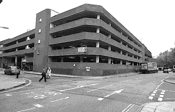 Friarsgate Car Park Winchester