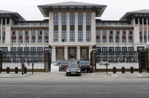 Cumhurbaşkanlığı Sarayı, Ankara