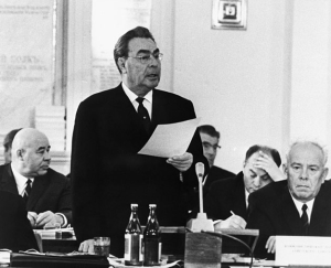 Much psychoanalytical writing, writes Dalrymple, has 'all the stylistic flair and intellectual excitement of a speech by Leonid Brezhnev'. Such langue de bois can  be read or heard only 'as an act of religious devotion, or even of contrition'.