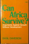 Can Africa survive Basil Davidson?
