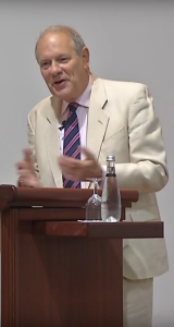 Dalrymple speaks at the Property and Freedom Society