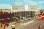 Station at the London suburban settlement of Barking
