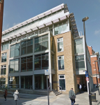 State-funded Save the Children's grandiloquent new headquarters in the heart of London: