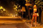 La prostitution: Bois de Boulogne
