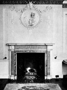 Fireplace in a consulting-room at 83 Harley Street. The consultant stands before it, delivers a homily — with the patient maintaining a respectful silence — on bowel regulation or the virtue of broccoli ingestion, then it's off to the links, his club or his mistress's Belgravia flat
