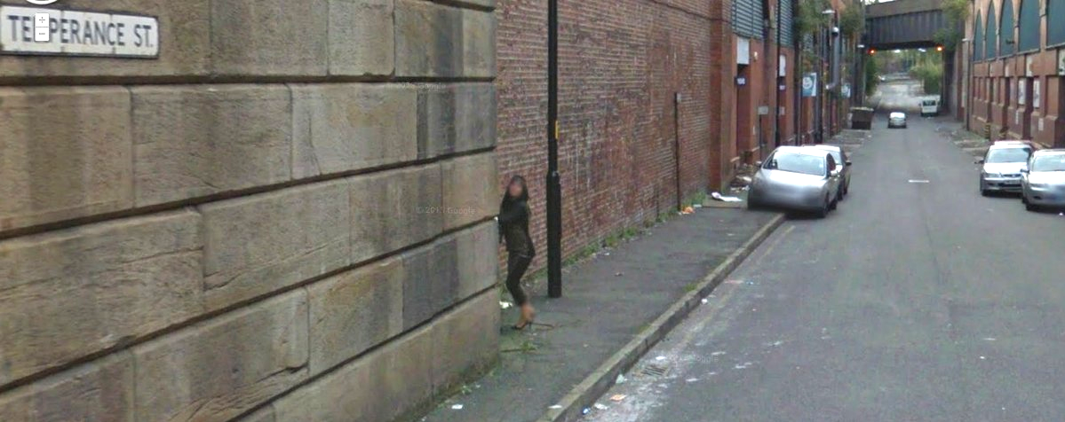 google maps street view prostitutes