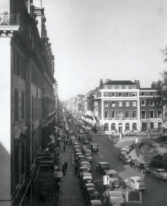 Harley Street viewed from Cavendish Square