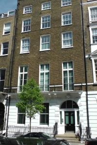 Bloodletting services: 104 Harley Street