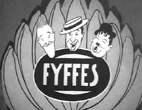 Dalrymple once ate a Fyffes banana, yet he does not consider himself part of the Fyffes banana community.