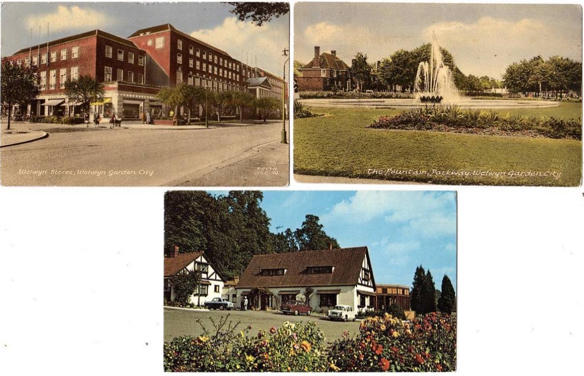 Postcards from Welwyn Garden City | Fans of Theodore Dalrymple