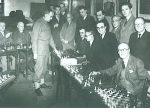 Bognor Regis Chess Club in the great days