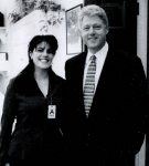 Bill Clinton: the expression of virtuous opinions has the happy effect of liberating behaviour
