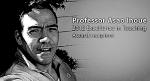 The professor goes in for polysyllabic pseudo-ratiocination